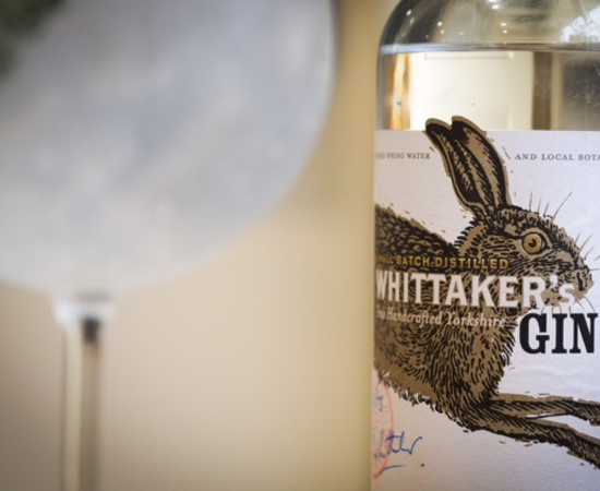 whittakers gin photography